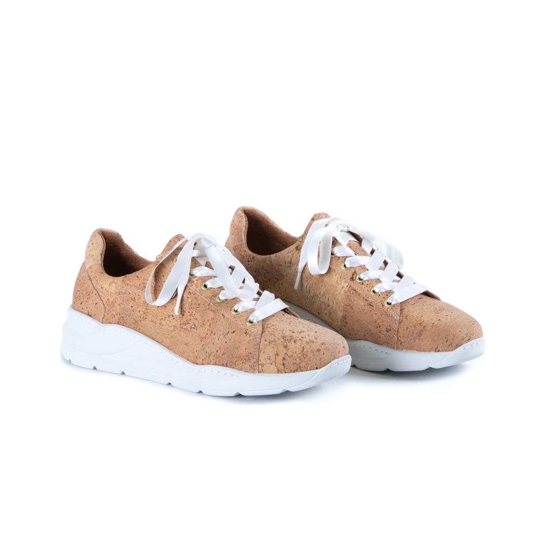 Shiraz cork shoes